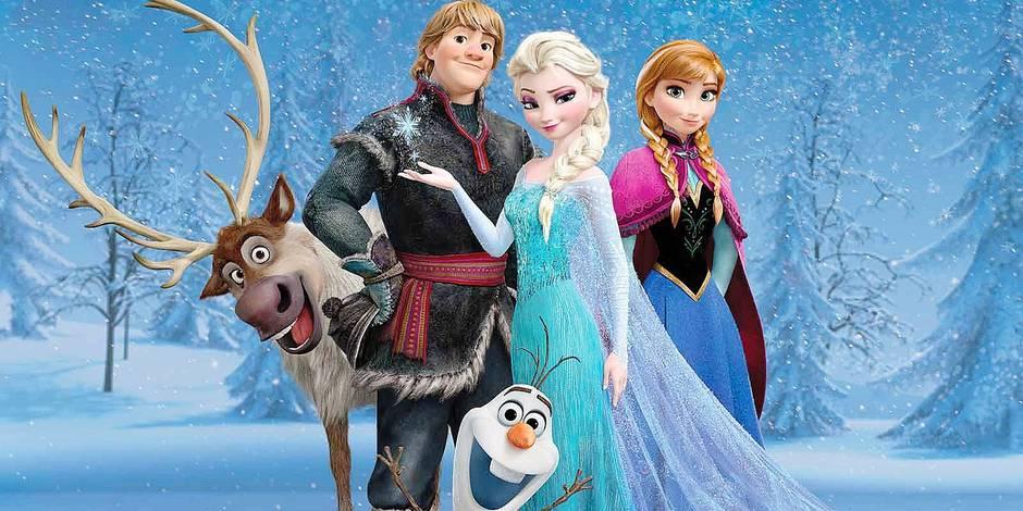 La reine des neiges 2 va faire fondre les c urs la dh - Photo la reine des neige ...