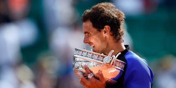 Quand Rafael Nadal, roi de la terre battue, préférait les courts en dur et Wimbledon (VIDEO) - La DH
