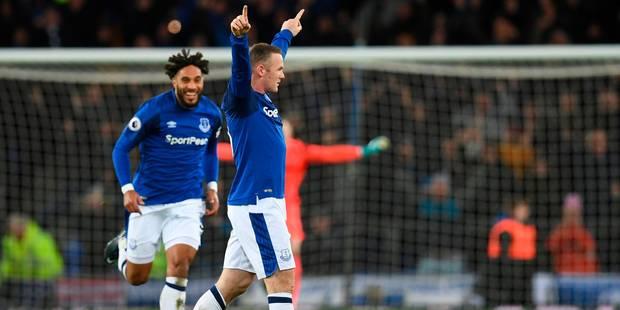 Le but splendide de Rooney depuis le rond central (VIDEO) - La DH
