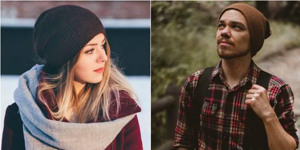 20 bonnets pour femmes et pour hommes afin d'affronter l'hiver sereinement - La DH