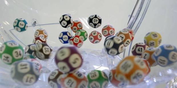 La Loterie Nationale verse 500.000 euros par jour à des associations - La DH