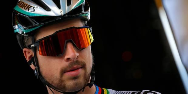 Après son exclusion du Tour cet été, Sagan passera devant le TAS mardi - La DH