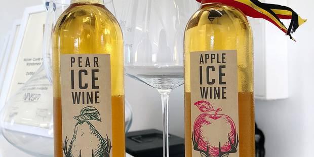 Les vins glacés débarquent dans vos caddies - La DH