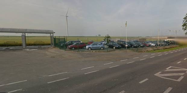 Leuze-en-Hainaut: il part avec la voiture pendant que le concessionnaire part ouvir le coffre - La DH