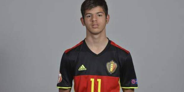 Un jeune Belge privé de ses débuts en Champions League - La DH