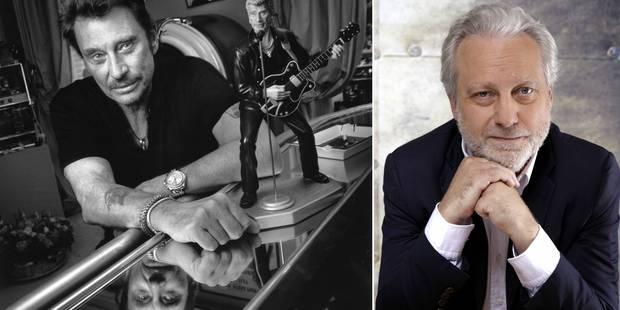 """Yves Bigot se souvient : """"Johnny le timide était capable de trucs qui font marrer tout le monde"""" - La DH"""