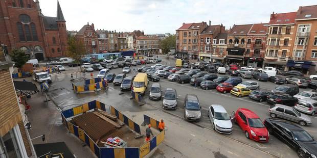 Jette : une heure de parking gratuit place Reine Astrid - La DH