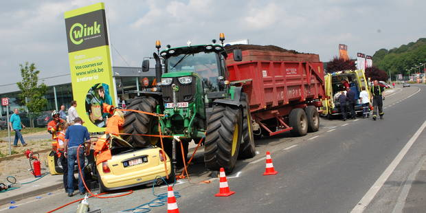 Moins de tués sur les routes du Brabant Wallon - La DH