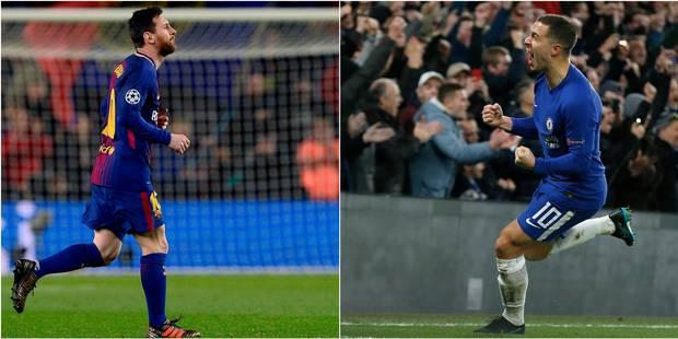 Pourquoi l'affiche Chelsea-Barcelone a 43,7% de chances d'être tirée au sort en 1/8e de finale ? - La DH