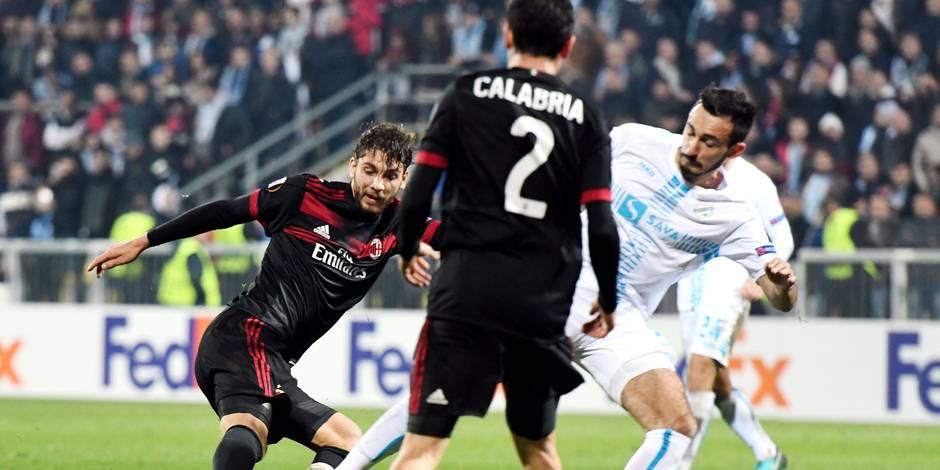 Le Milan de Gattuso défait mais qualifié, ça passe de justesse pour Marseille et Bilbao