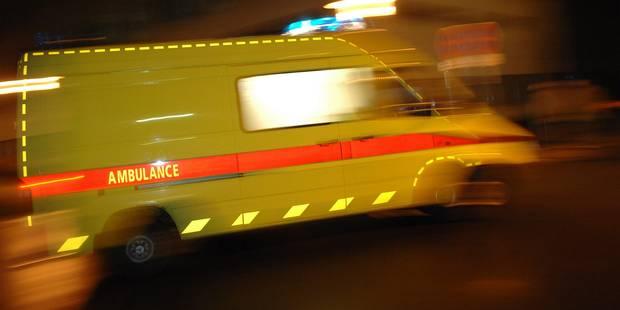 Accident grave et délit de fuite à Mouscron : L'automobiliste s'est présenté à la police - La DH
