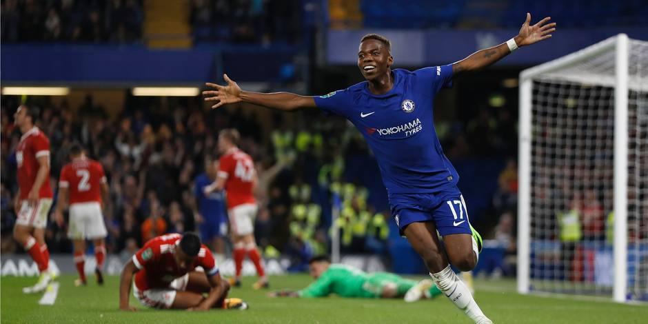 Charly Musonda prolonge à Chelsea