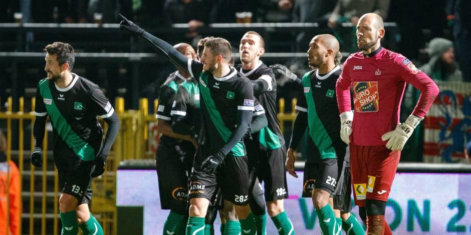 Proximus League: Le Cercle Bruges inflige une troisième défaite d'affilée à Roulers