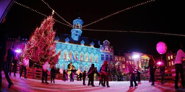 La folie des marchés de Noël de Mons-Centre - La DH