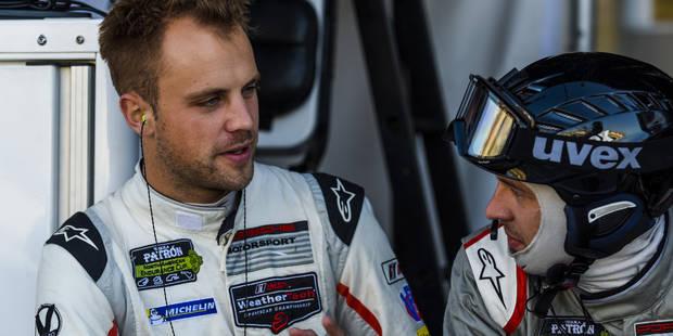 Laurens Vanthoor disputera Le Mans sur Porsche en 2018 et 2019! - La DH