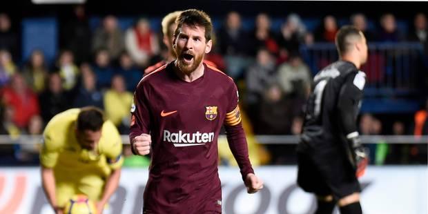 Liga: le Barça bat Villarreal 2-0 sans brio - La DH