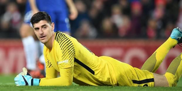 Thibaut Courtois va-t-il quitter Chelsea? - La DH
