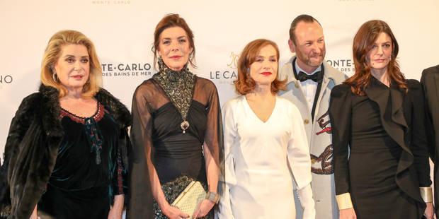 Caroline de Monaco entourée par de grandes actrices pour un Dîner surréaliste signé du Belge Charles Kaisin - La DH