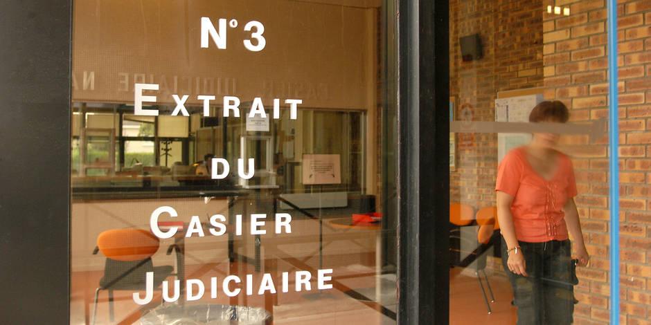 Louvain-la-Neuve : il avait trafiqué son casier judiciaire !