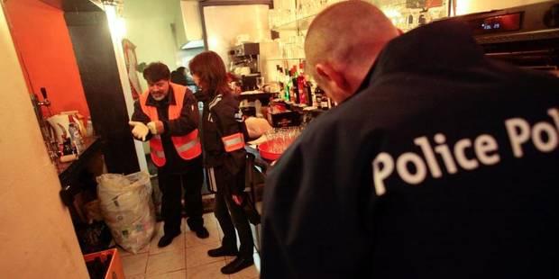 Borinage: opération de contrôles dans les restaurants et night shop - La DH
