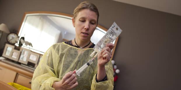 Mons-Centre: La grogne des infirmiers à domicile - La DH