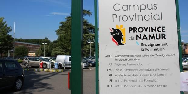 Mobilité: la province va immobiliser Salzinnes - La DH