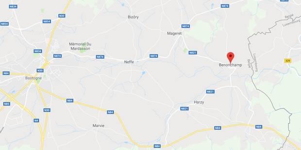 Deux habitations en feu à Benonchamps (Bastogne) - La DH