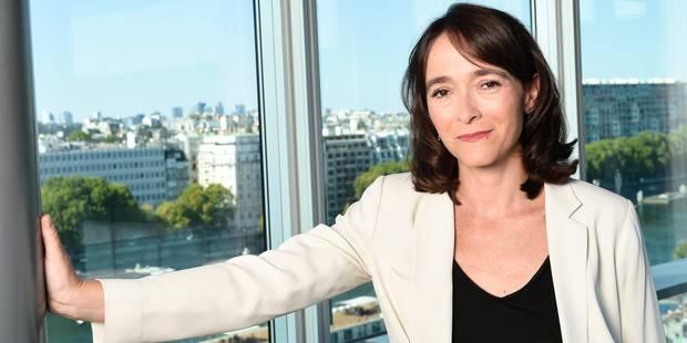 France Télévisions: la motion de défiance contre Delphine Ernotte adoptée - La DH