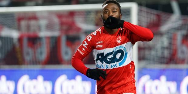 Croky Cup: Courtrai écrase La Gantoise (4-1) et est le premier qualifié pour les demi-finales - La DH