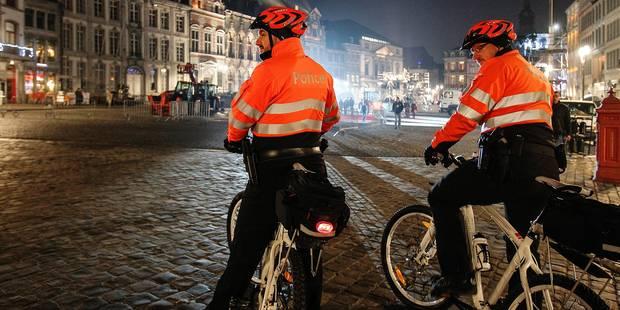 Mons-Centre: Il manque 232 policiers chez nous - La DH