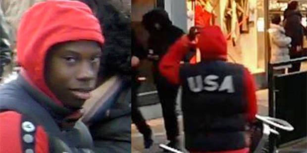 Voici les photos des 9 émeutiers les plus recherchés après les troubles à Bruxelles - La DH