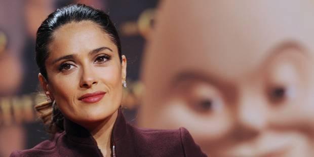 """""""Harvey Weinstein est mon monstre aussi"""": Salma Hayek revient sur sa collaboration infernale avec l'ogre hollywoodien - ..."""