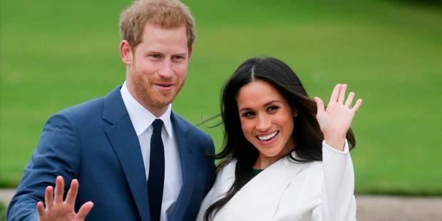 Le prince Harry épousera Meghan Markle le 19 mai - La DH