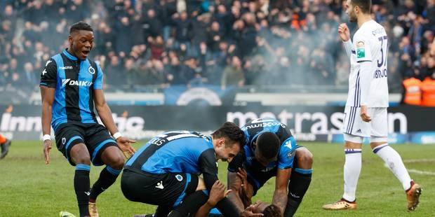 """Bruges inflige un cinglant 5-0 à Anderlecht, """"notre jeu est le meilleur de Belgique"""" souligne Leko (VIDEOS) - La DH"""