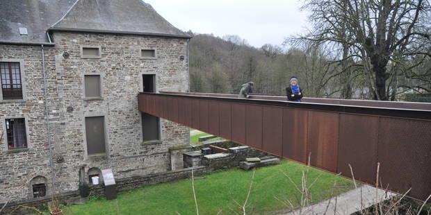 Un prix pour l'aménagement du centre du visiteur de l'abbaye - La DH