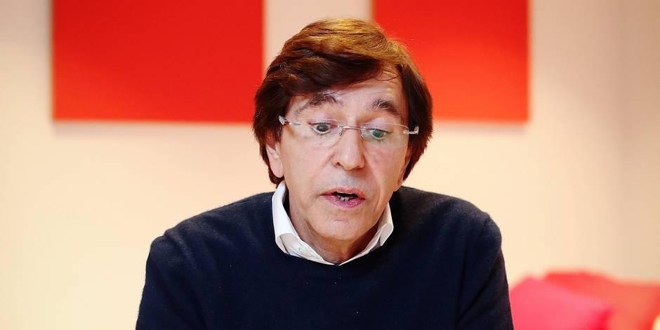 """Elio Di Rupo: """"La réforme des pensions est l'action la plus destructive du gouvernement"""" - La DH"""