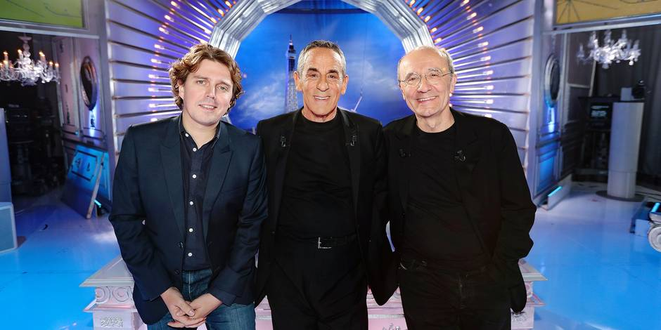 Thierry ardisson alex vizorek est un gar on fin intelligent et bosseur la dh - Charline vanhoenacker vie privee ...