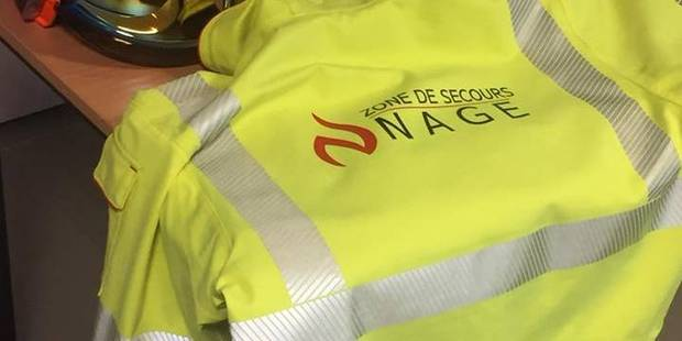 Découvrez la nouvelle tenue de feu des pompiers de la zone NAGE - La DH