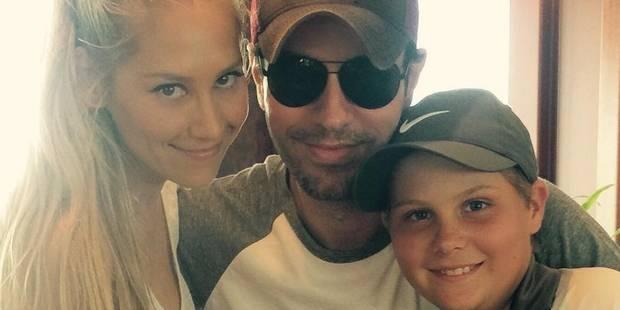 Anna Kournikova et Enrique Iglesias sont parents de jumeaux - La DH