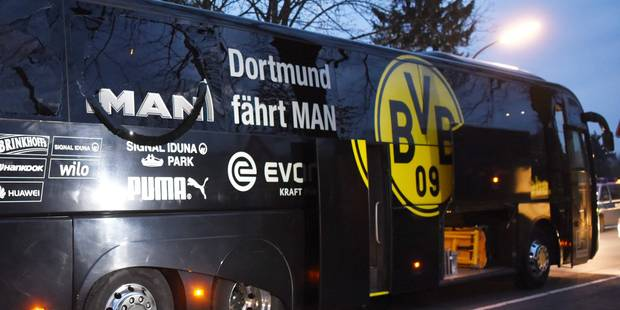 Football: l'auteur de l'attentat contre le car du Borussia Dortmund jugé ce jeudi - La DH
