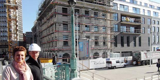 Charleroi: 49 logements arrivent bientôt dans le quartier Rive gauche - La DH