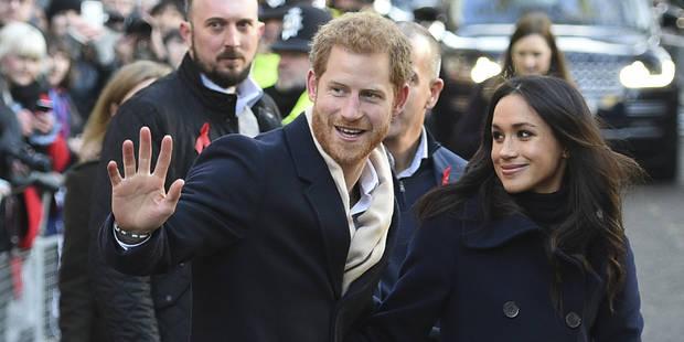 Meghan Markle et le prince Harry : Découvrez les photographies officielles de leurs fiançailles - La DH