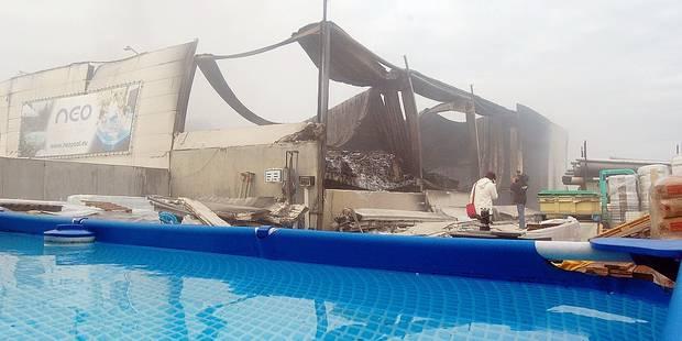 Mont-Saint-Guibert : l'incendie était bien criminel - La DH