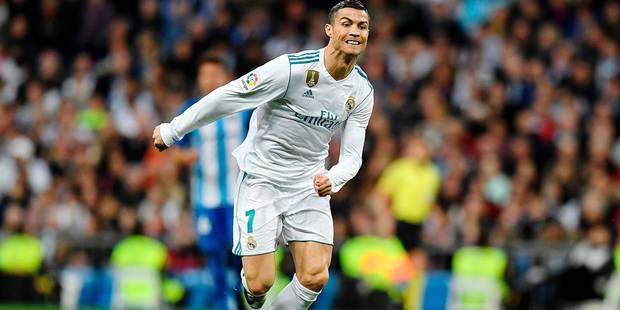 Clasico: inquiétudes autour de Cristiano Ronaldo - La DH