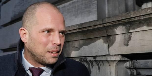 """Soudanais torturés: """"Je ne voulais pas donner un mauvais signal"""" explique Theo Francken - La DH"""