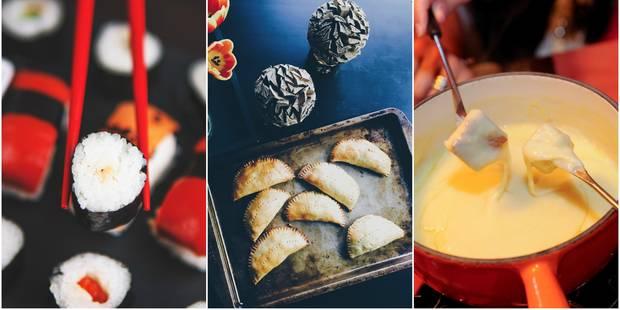 9 adresses conviviales pour partager des plats d'ici et d'ailleurs - La DH