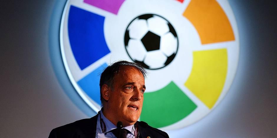 """Le patron de la Liga l'affirme: """"Des matchs du championnat espagnol se joueront à l'étranger"""" - La DH"""