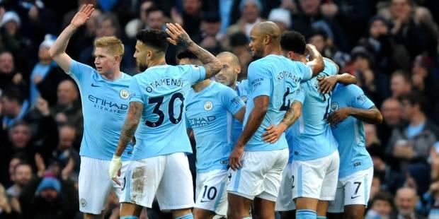 Avec Kompany, Manchester City écrase Bournemouth et signe une 17e victoire de suite (4-0) - La DH