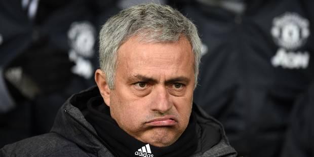 Boxing Day: Mourinho mécontent du calendrier réservé à son équipe - La DH
