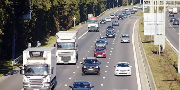 Brabant wallon : sept chantiers sur nos routes - La DH